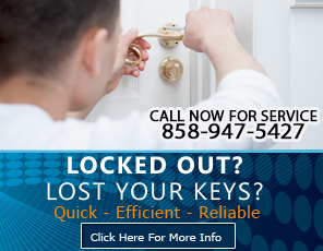 Key Lockout - Locksmith Del Mar, CA